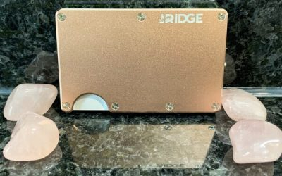 Minimalist Design & Maximum Value: The Ridge Wallet Review