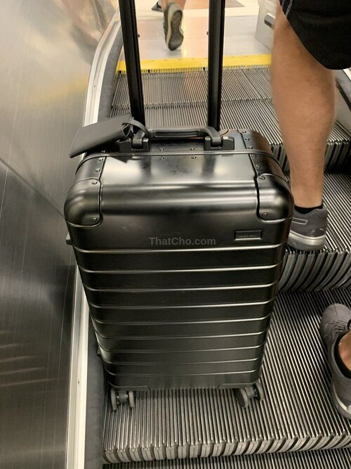 Best Luggage on a Budget?! The Aluminum Away Review